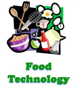 Food Technology page